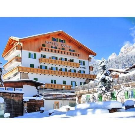 Hotel ROSA*** - Vigo di Fassa