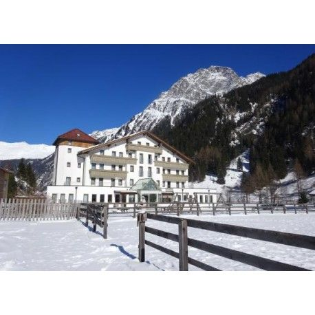 Hotel TIA MONTE - Feichten im Kaunertal