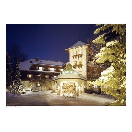 Hotel TRATTLERHOF**** - Bad Kleinkirchheim