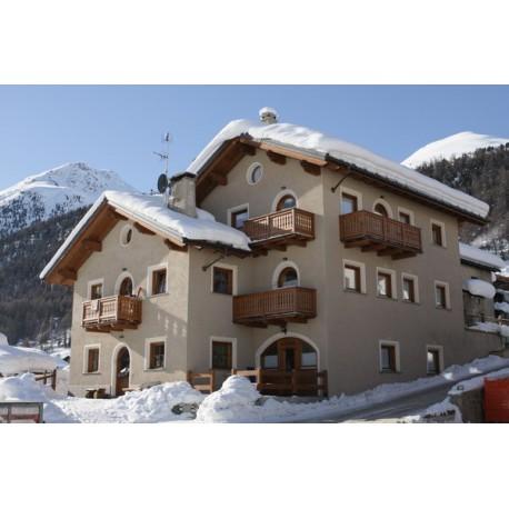Apartamenty CASA SOLEIL - Livigno