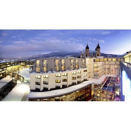 Hotel GRAUER BAER**** - Innsbruck