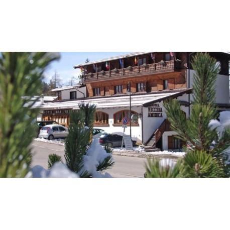 Hotel VECCHIA AMERICA*** - Folgarida